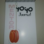 Yo Yo journal back